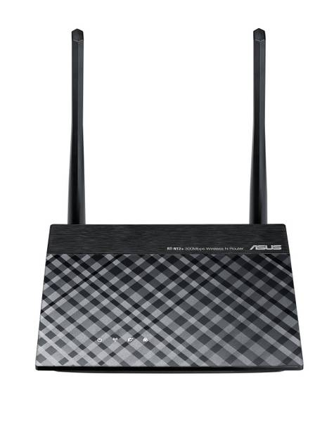 Router Asus RT-N12plus - N300 Wi-Fi (90IG01N0-BM3000/10)