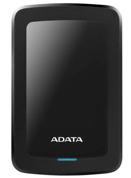Externý pevný disk ADATA HV300 2TB (AHV300-2TU31-CBK) čierny