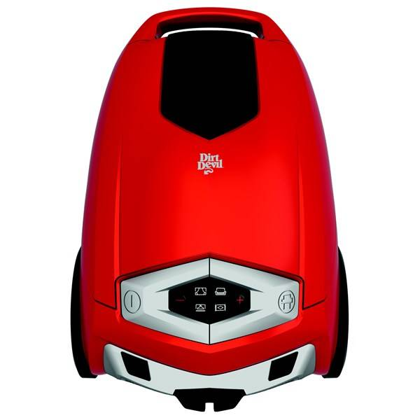 Podlahový vysavač Dirt Devil Rebel 76 červený (vrácené zboží 8800502093)