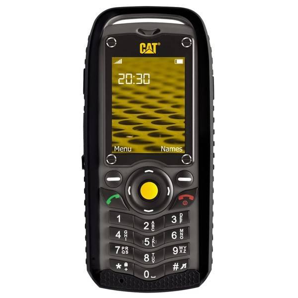 Mobilní telefon Caterpillar CAT B25 (TECH-GSM2-00220) černý