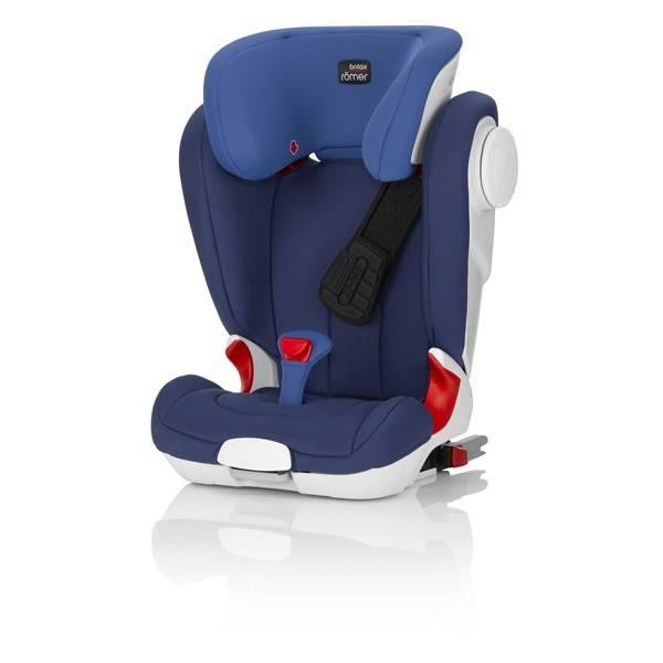 Autosedačka Britax/Römer KIDFIX II XP SICT 2016 Ocean Blue 15-36 kg modrá
