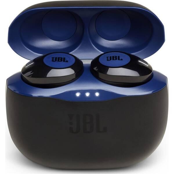 Slúchadlá JBL Tune 120 TWS modrá