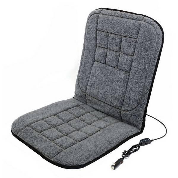 Vyhřívaný potah sedadel Compass Teddy (vrácené zboží 8800158568)