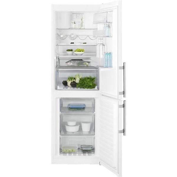Chladnička s mrazničkou Electrolux EN3454NOW bílá