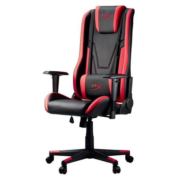 Herní židle HyperX COMMANDO + (367504) černá/červená