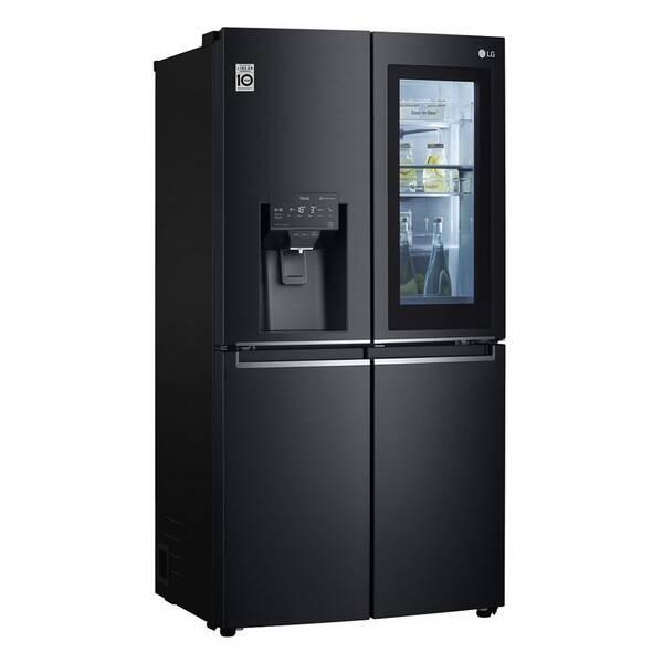 Americká chladnička LG GMX945MC9F čierna