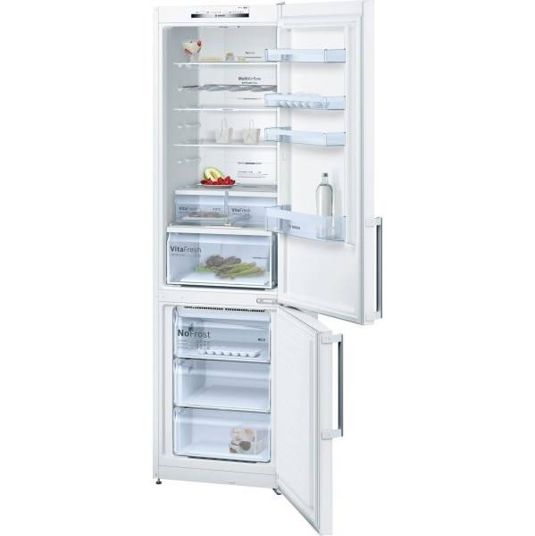 Chladnička s mrazničkou Bosch KGN39VW35 bílá