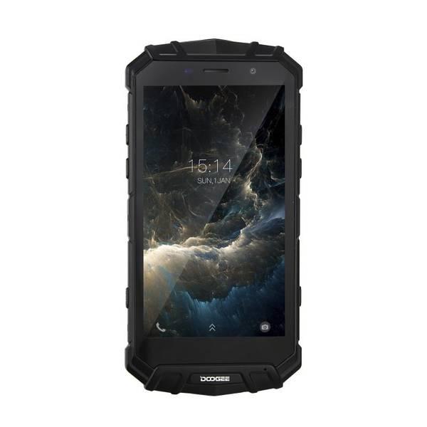 Mobilní telefon Doogee S60 Dual SIM 6 GB + 64 GB (6924351617226) černý (vrácené zboží 8800130800)