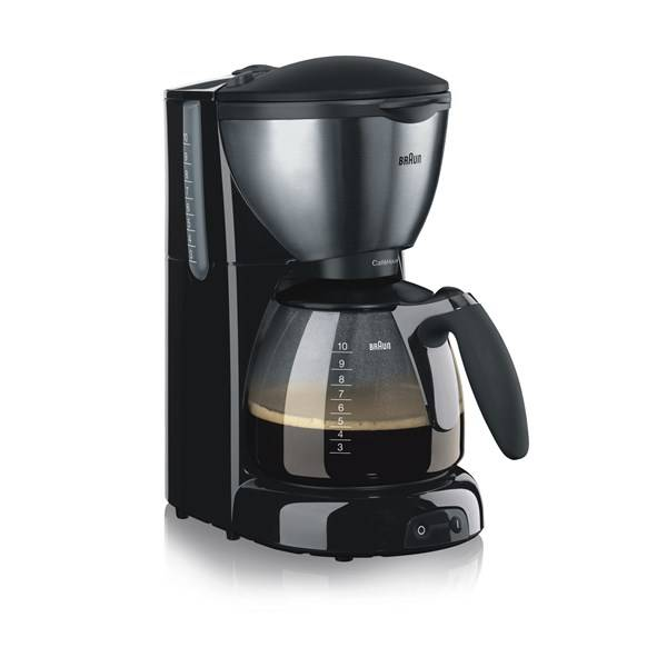 Kávovar Braun KF 570/1 čierny