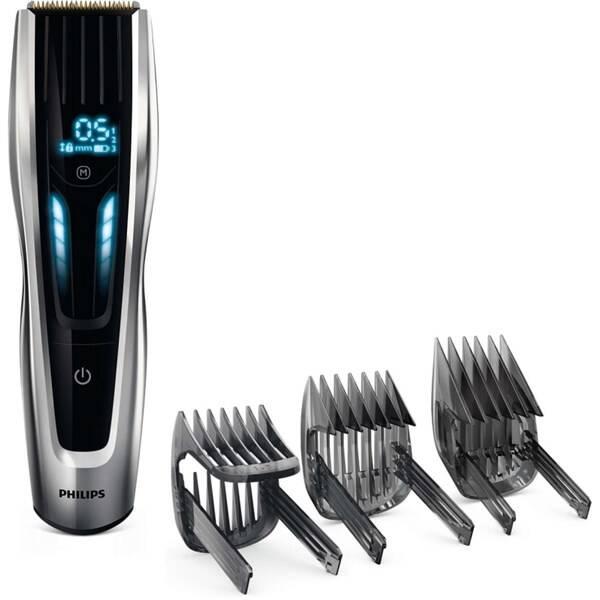 Zastrihávač vlasov Philips Hairclipper series 9000 HC9450/15 čierny