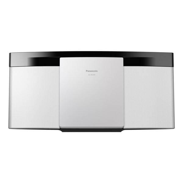 Mikrosystém Panasonic SC-HC200EG-W bílý