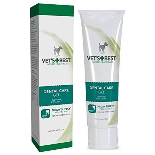 Gél Vet´s Best Dentální gel pro psy 100 g