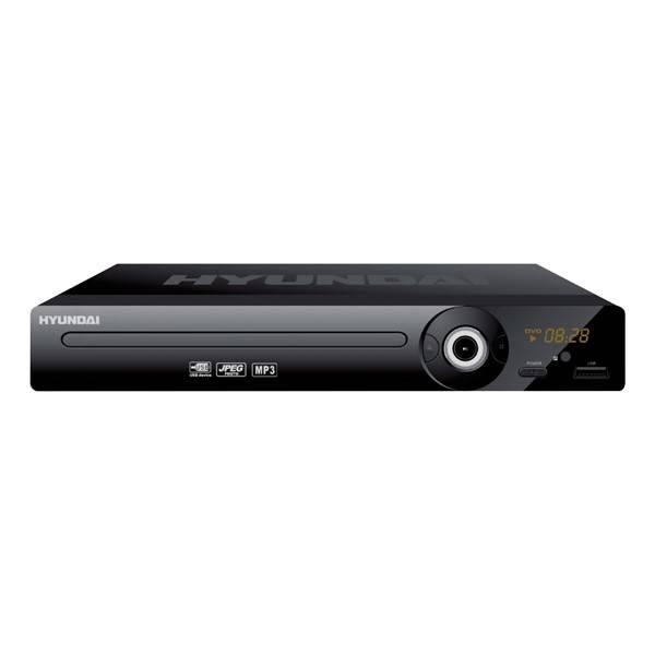 DVD přehrávač Hyundai DV-2-X 279 DU černý
