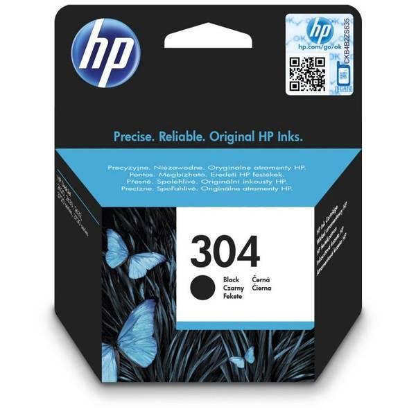 Cartridge HP No. 304 (N9K06AE) čierna