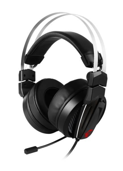 Headset MSI Immerse GH60 (S37-2100990-Y86) černý (vrácené zboží 8800281343)