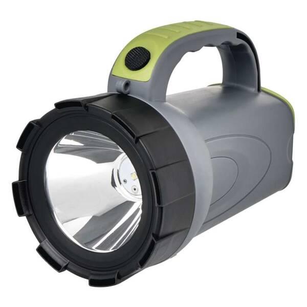 Lampáš EMOS 5 W CREE LED (1450000260) sivá