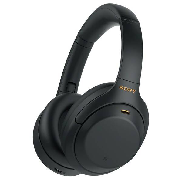 Slúchadlá Sony WH-1000XM4 (WH1000XM4B.CE7) čierna