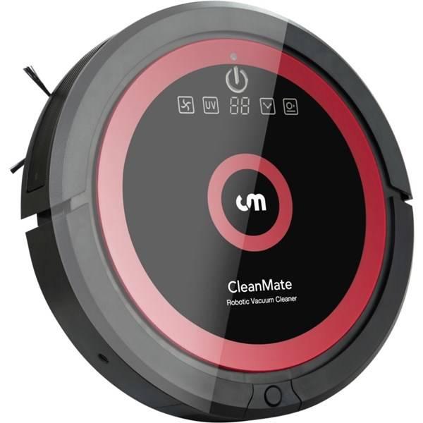 Vysavač robotický CleanMate QQ6S černý