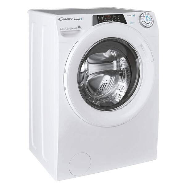 Pračka se sušičkou Candy RapidÓ ROW 4854DWME/1-S bílá barva