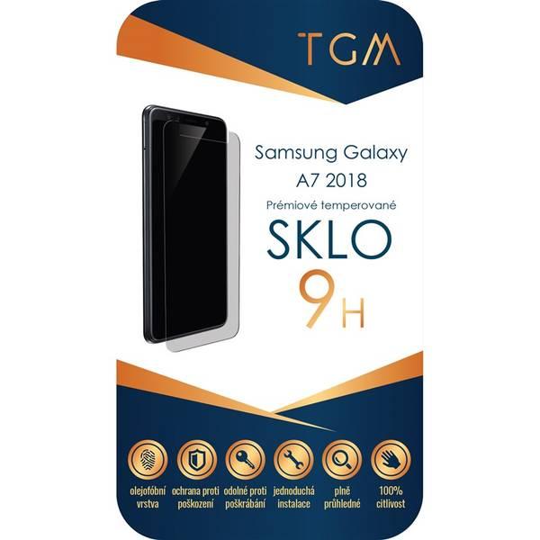 Ochranné sklo TGM pro Samsung Galaxy A7 (2018) (TGM-SMA7)