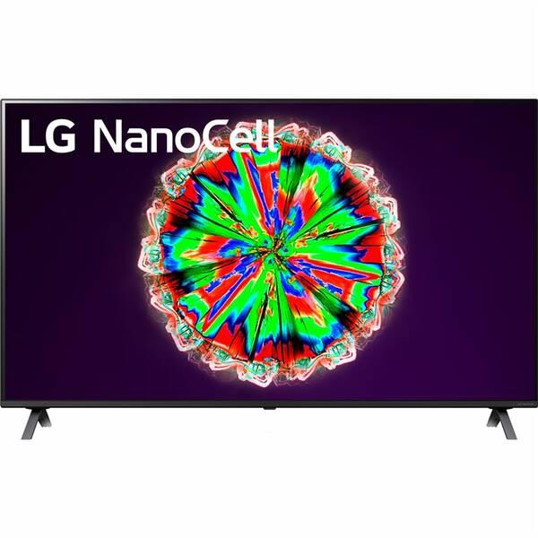 Televize LG 49NANO80 šedá