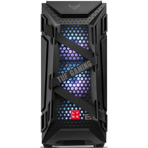 Stolný počítač Lynx Challenger (10462743) čierny
