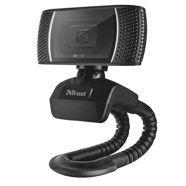 Webkamera Trust Trino HD video (18679) čierna