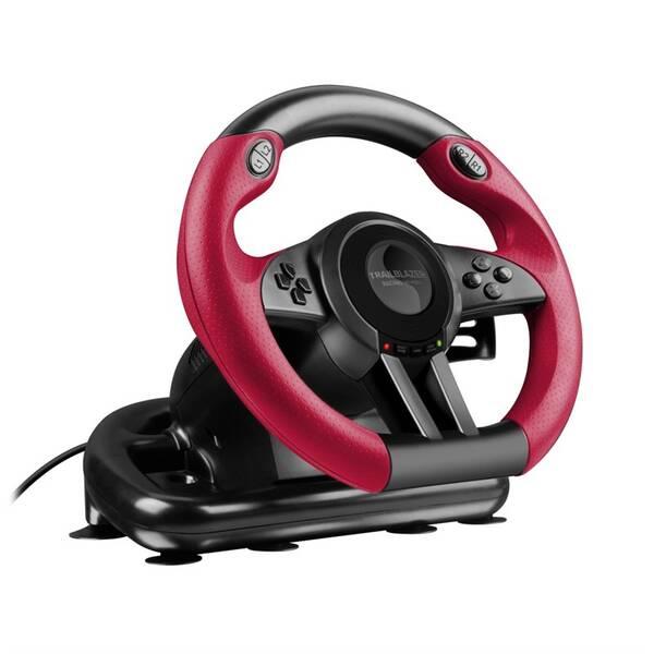 Volant Speed Link TRAILBLAZER Racing Wheel pro PC, PS4/Xbox One/PS3 (SL-450500-BK) černý