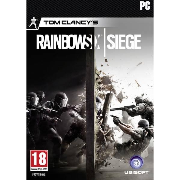 Hra Ubisoft PC Tom Clancy's Rainbow Six: Siege (USPC069401)
