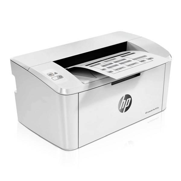 Tlačiareň laserová HP LaserJet Pro M15a (W2G50A#B19) biela