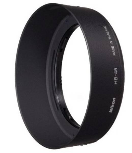 Sluneční clona Nikon HB-45 BAJONETOVÁ pro AF-S DX 18-55II/18-55VR černý (vrácené zboží 8800432341)
