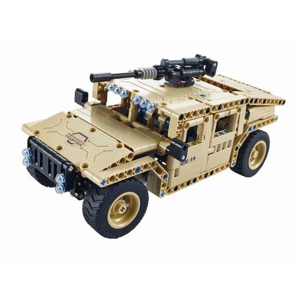RC auto Buddy Toys BCS 2004 Military (444452)