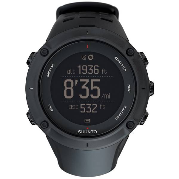 GPS hodinky Suunto Ambit3 Peak Black HR (SS020674000)