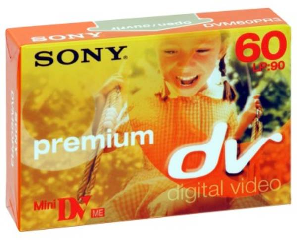 Kazeta do videokamery Sony DVM60PR (DVM60PR)