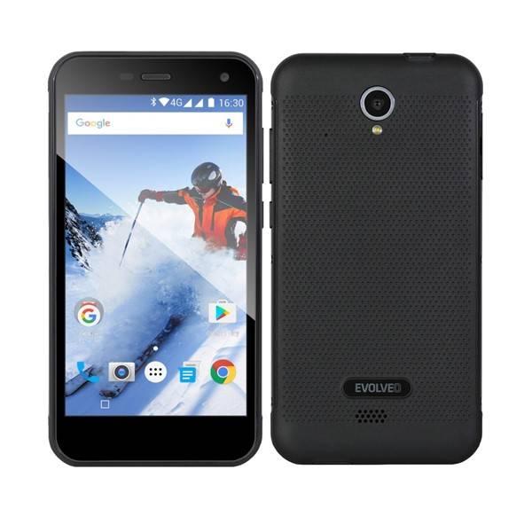 Mobilní telefon Evolveo StrongPhone G4 (SGP-G4-B) černý (vrácené zboží 8800361242)
