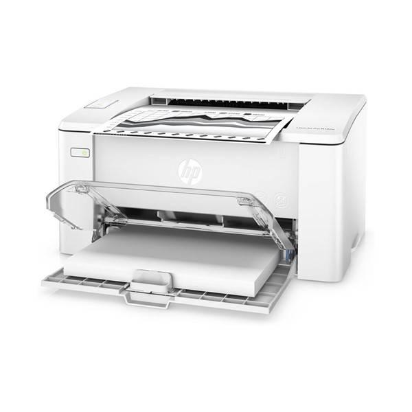 Tiskárna laserová HP LaserJet Pro M102w (G3Q35A#B19) bílá barva