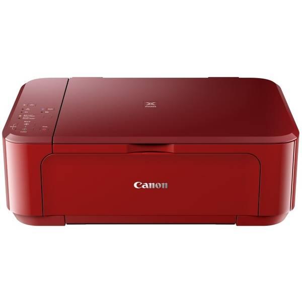 Tiskárna multifunkční Canon PIXMA MG3650 (0515C046) červená