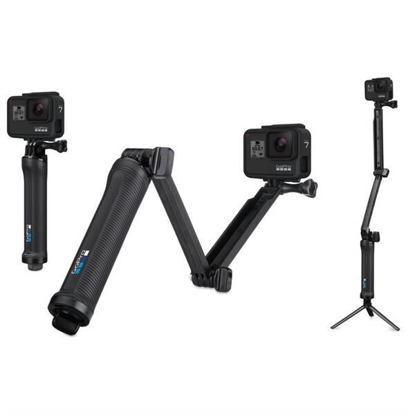 Selfie tyč GoPro 3-Way (AFAEM-001) černý (poškozený obal 8800249696)