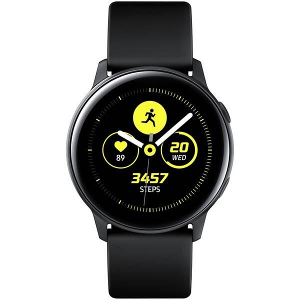 Inteligentné hodinky Samsung Galaxy Watch Active (SM-R500NZKAXEZ) čierna