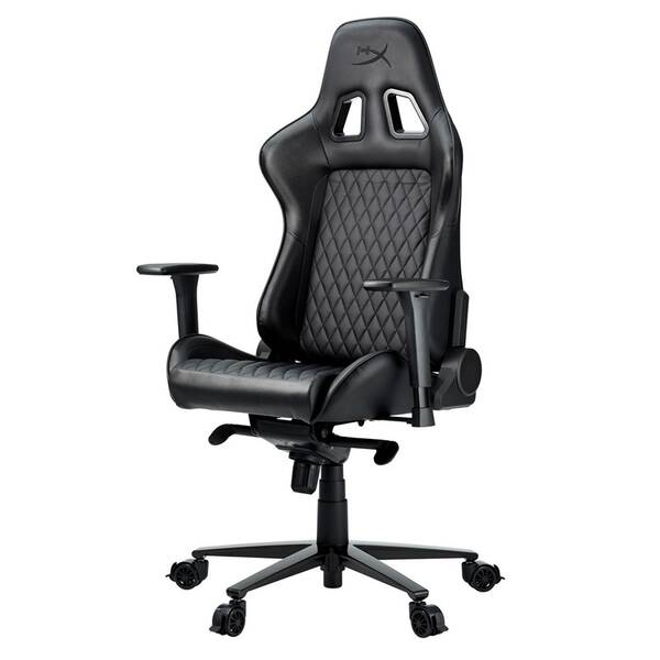 Herní židle HyperX JETBLACK (367521) černá