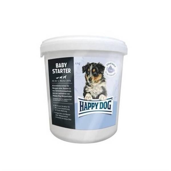 Kaša HAPPY DOG BABY Starter 4 kg