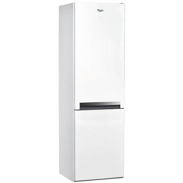 Kombinácia chladničky s mrazničkou Whirlpool BLF 7001 W biela