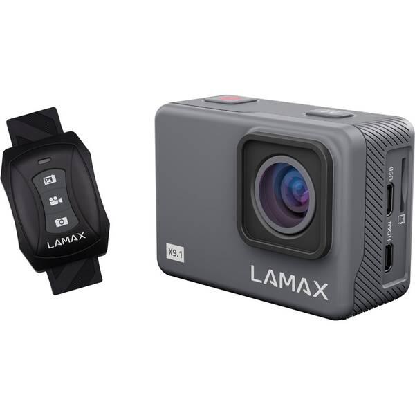 Outdoorová kamera LAMAX X9.1 sivá