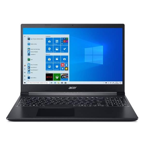 Notebook Acer Aspire 7 (A715-75G-53Q0) (NH.Q99EC.002) čierny
