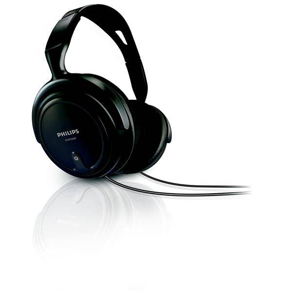 Slúchadlá Philips SHP2000 (SHP200010) čierna