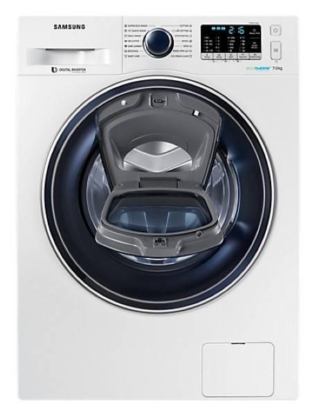 Pračka Samsung WW70K52109W/ZE bílá