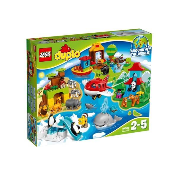 Stavebnice LEGO® DUPLO® 10805 Cesta kolem světa