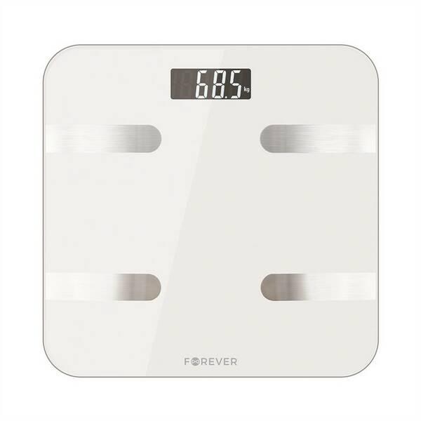 Osobní váha Forever AS-100 bílá