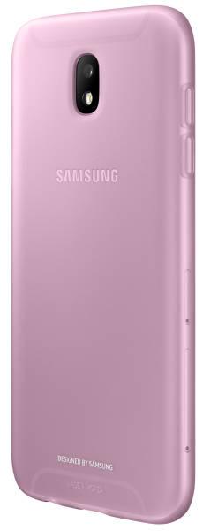 Kryt na mobil Samsung Dual Layer Cover pro J3 2017 (EF-PJ330CPEGWW) růžový (vrácené zboží 8800140889)