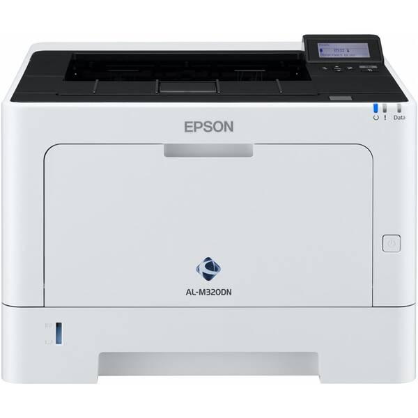 Tiskárna laserová Epson WorkForce AL-M320DN (C11CF21401)